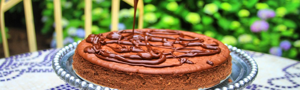 paleo primal chocolate cheesecake