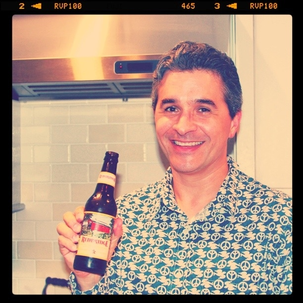 Let's Talk About Beer: Redbridge Gluten-Free Beer