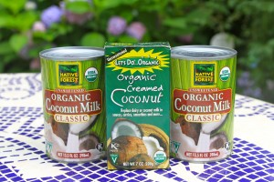 paleo coconut products