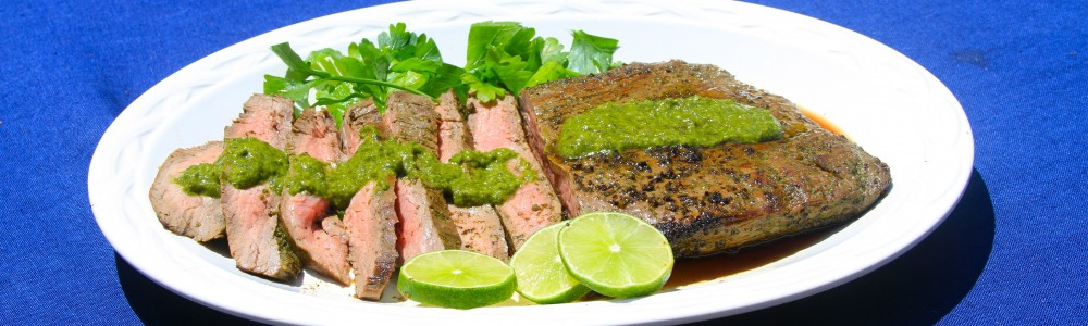 Paleo Chimichurri recipe