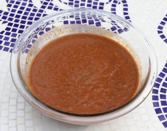 Paleo spirit barbacoa sauce