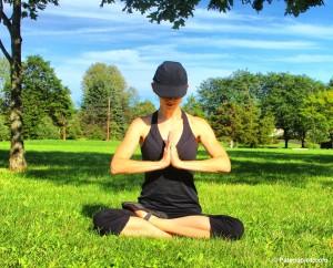 Paleo Spirit Fitness Yoga Namaste