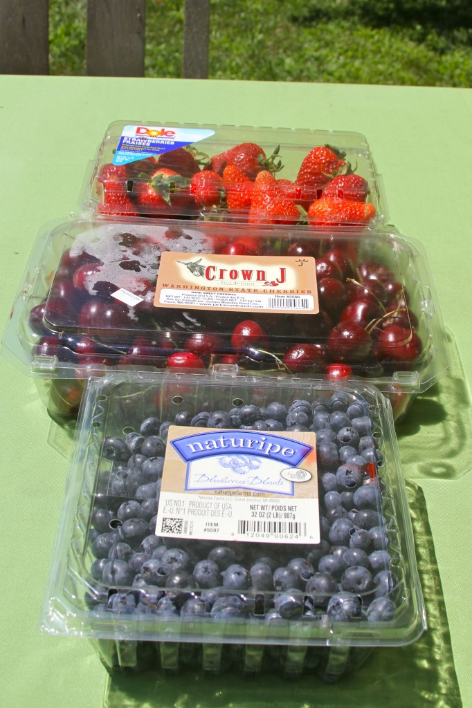 Costco fruit