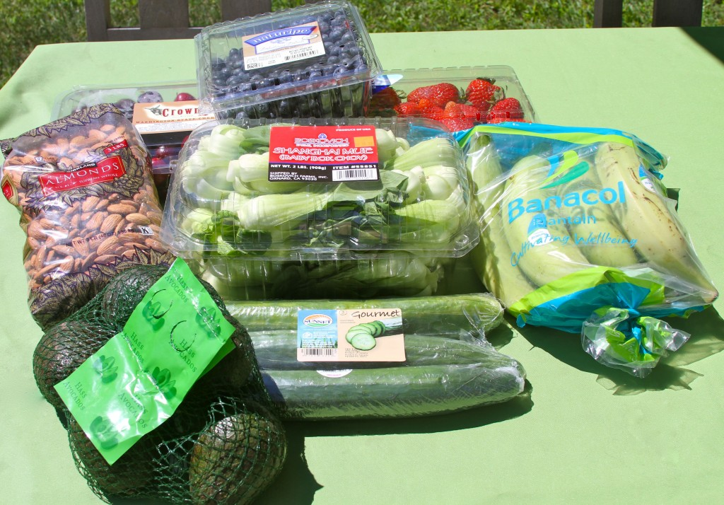 Costco vegetables