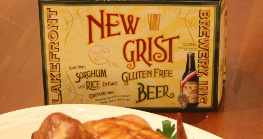 New Grist with chicken