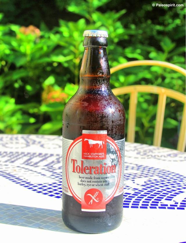 Paleo and Gluten Free Beer