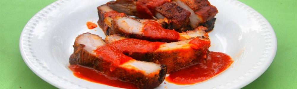 Paleo Pork Ribs| @paleospirit