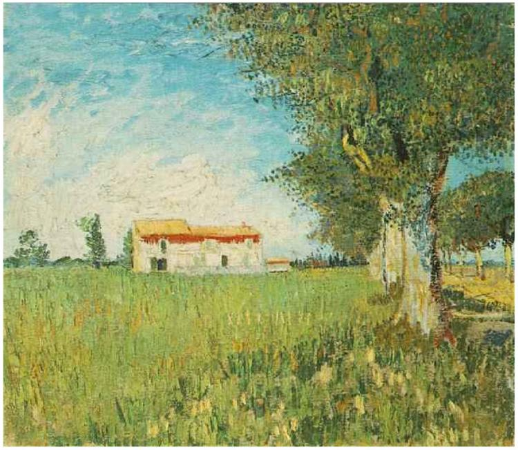 Farmhouse-in-a-Wheat-Field