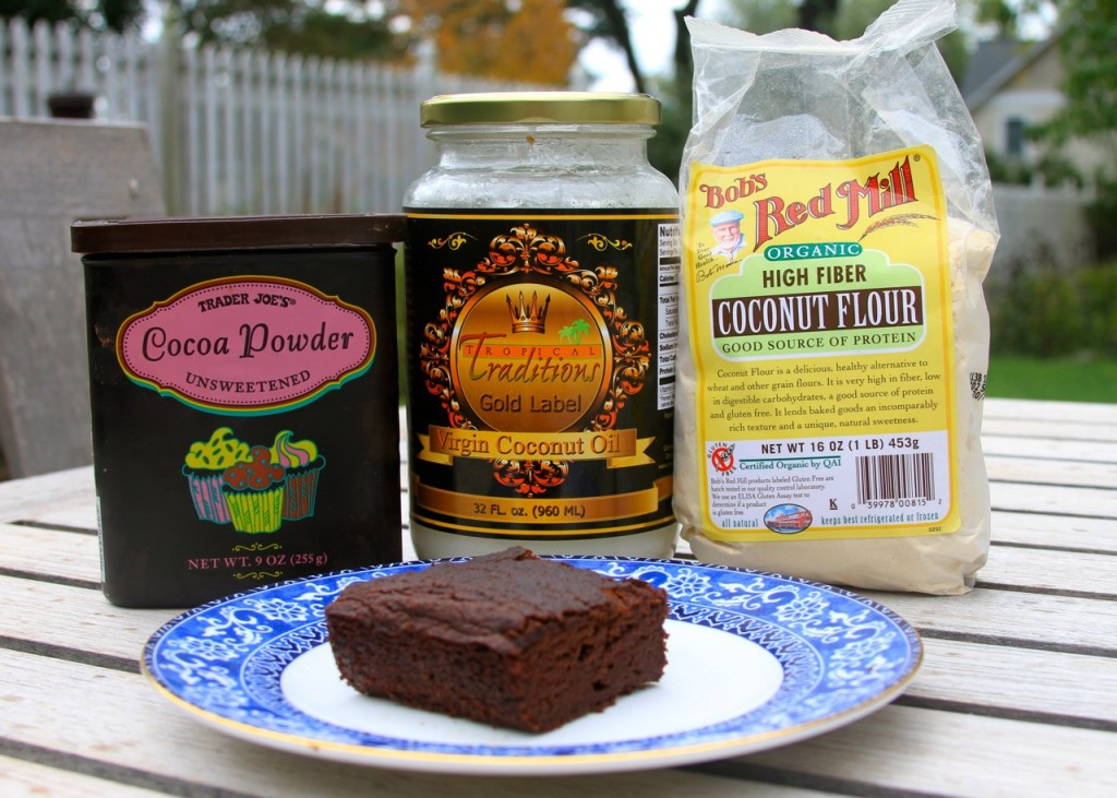 chocolate paleo snack cake ingredients