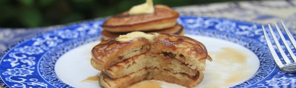 coconut flour paleo pancakes