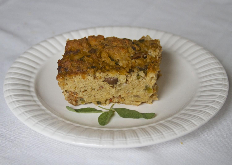Gluten-Free Skillet Cornbread And Cornbread Dressing