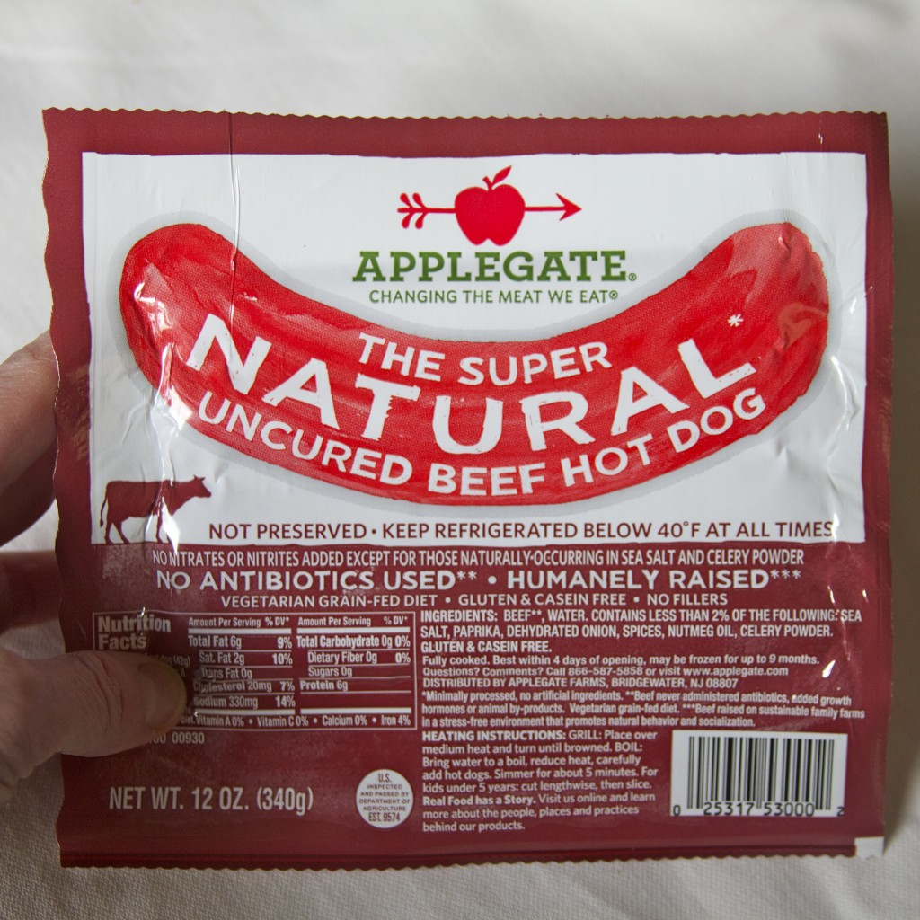 Nitrates In Organic Hot Dogs