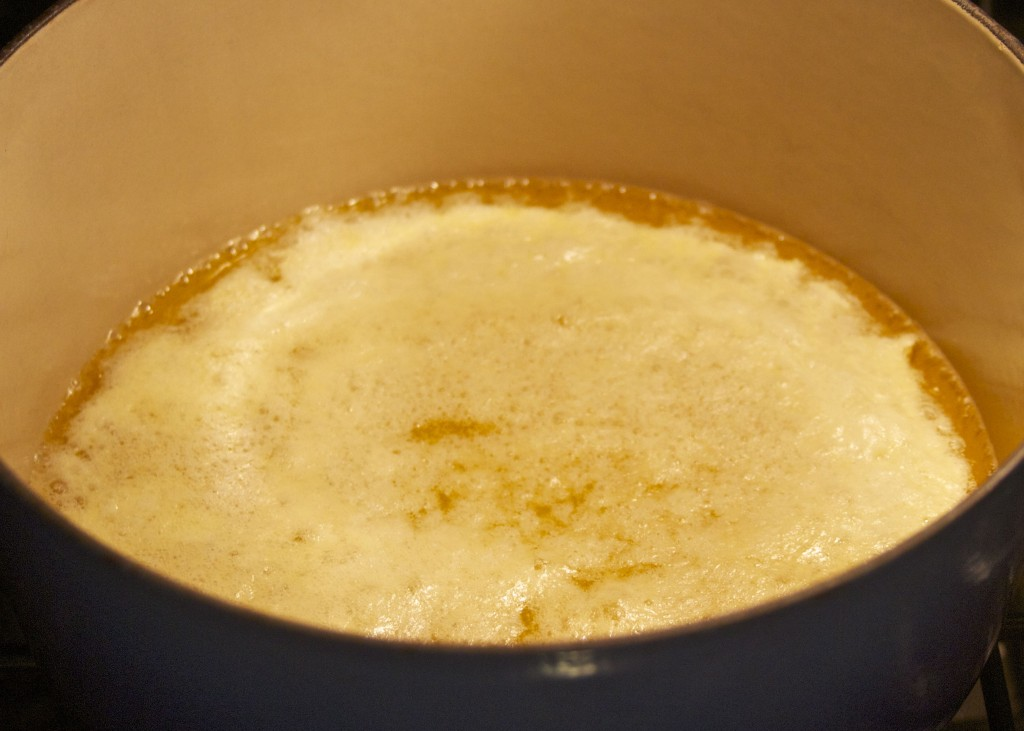 how to make ghee in the oven