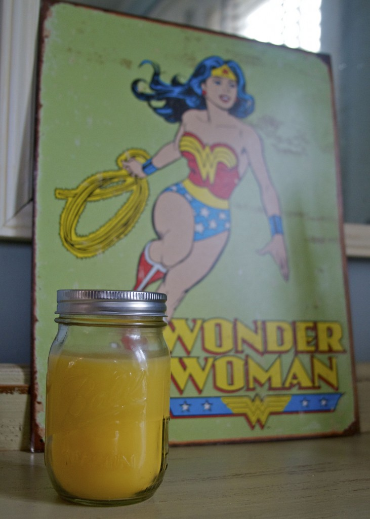 Make Ghee, Feel Like Wonder Woman