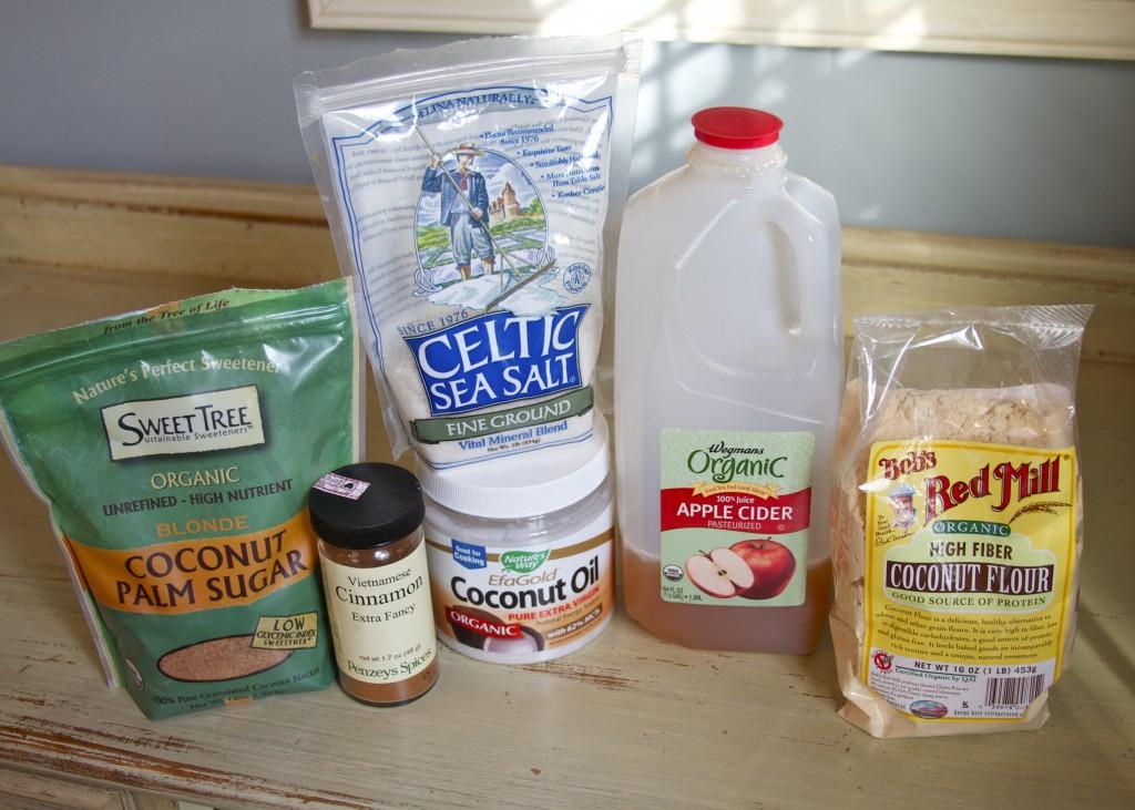 paleo donut ingredients