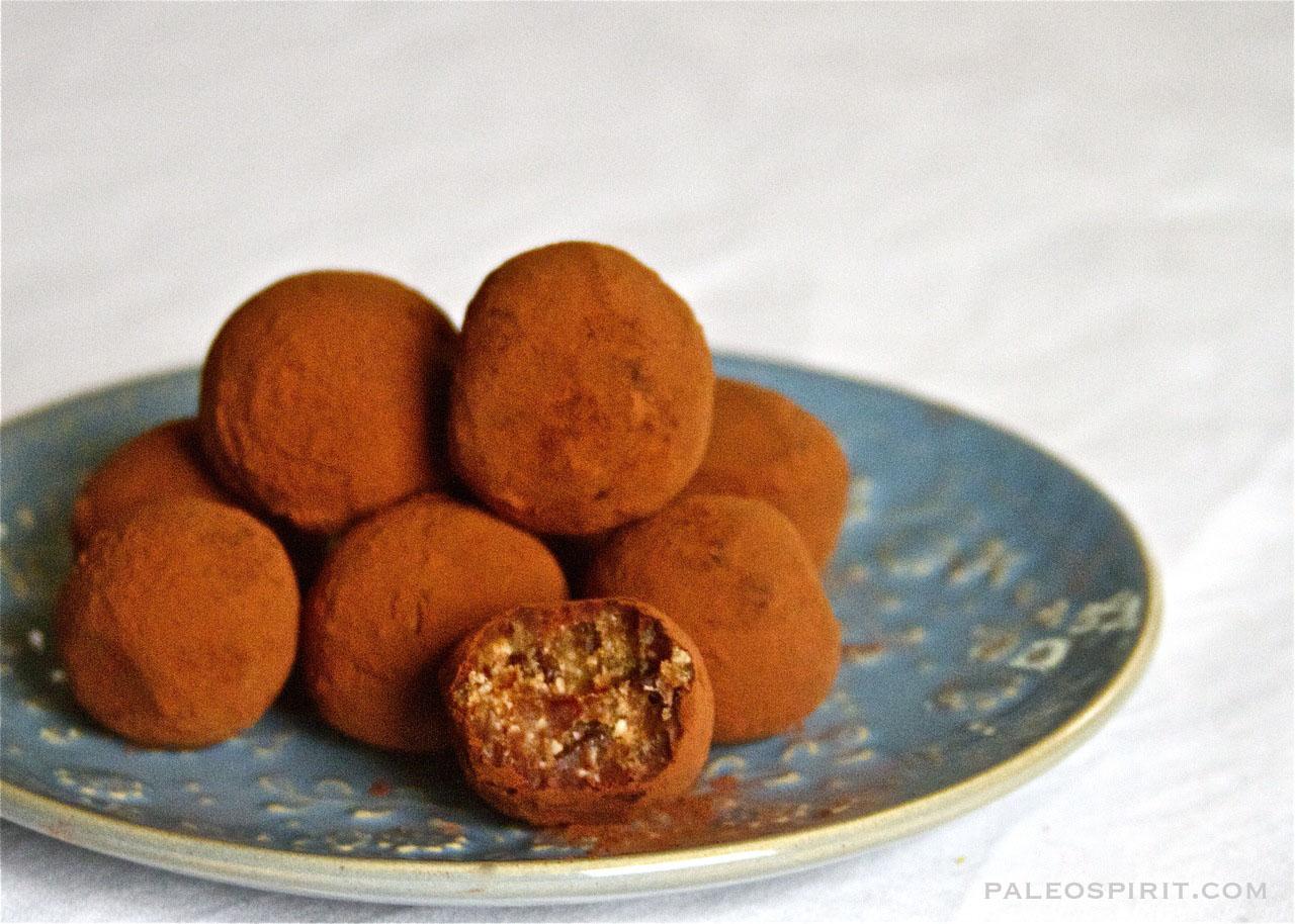 ... → chocolate chip cookie dough • homemade • larabar • paleo