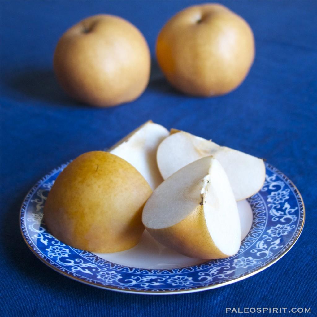 korean shingo pears
