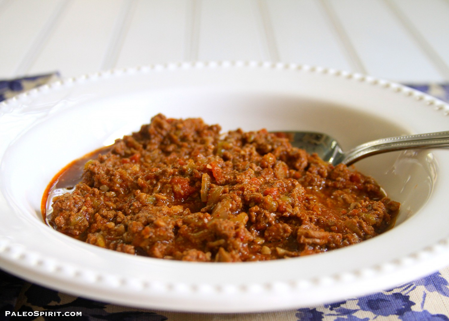 Paleo Chipotle Chili
