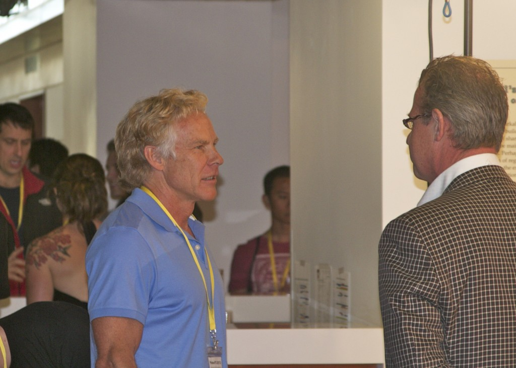 Mark Sisson with Dr. Kruse