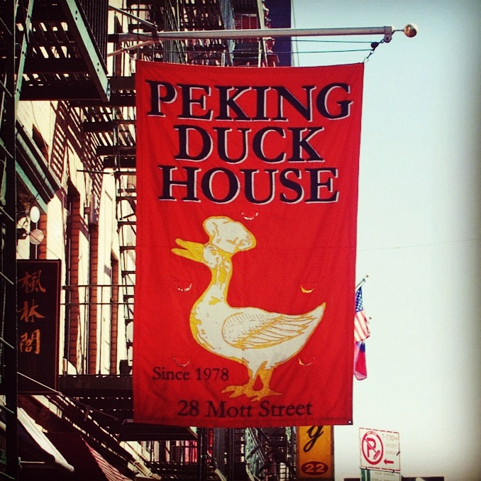 Instagram Peking Duck House