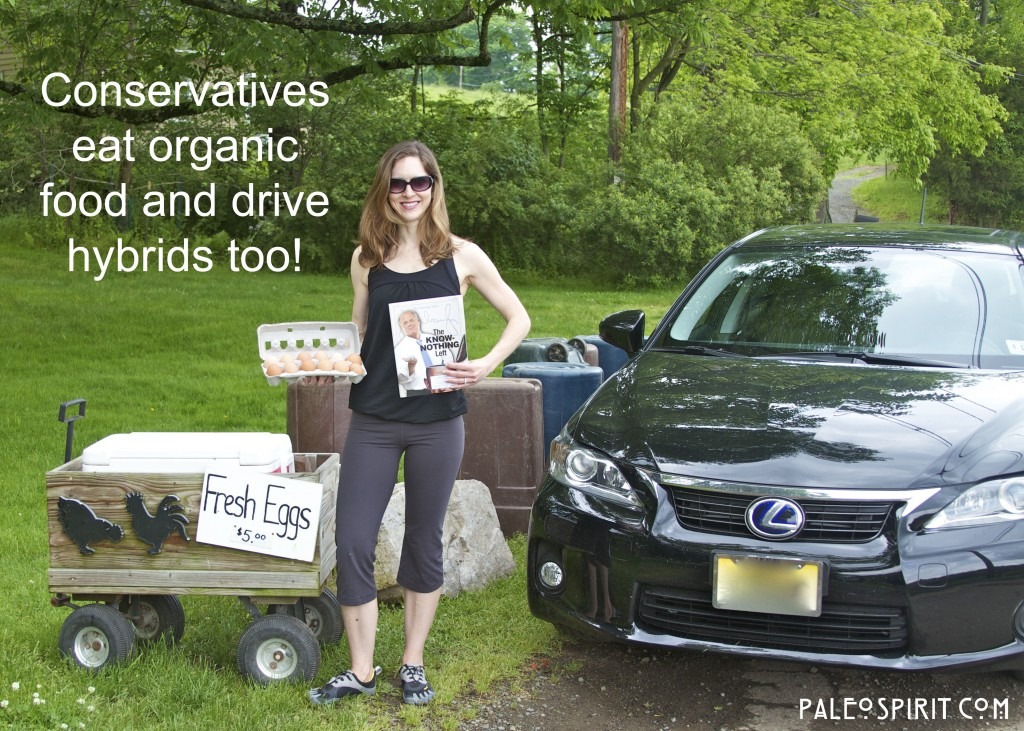 Paleospirit.com organic conservative
