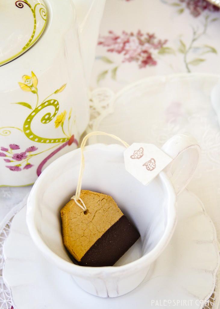 Paleo Tea Cookie