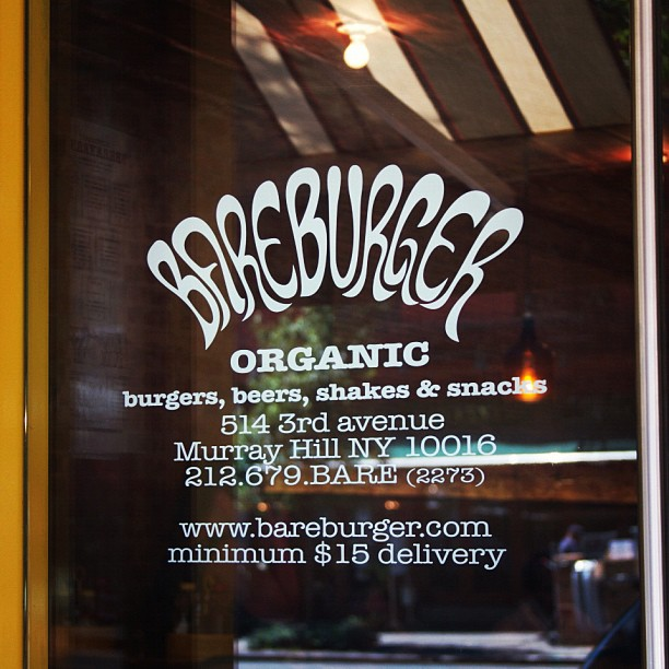 bareburger door