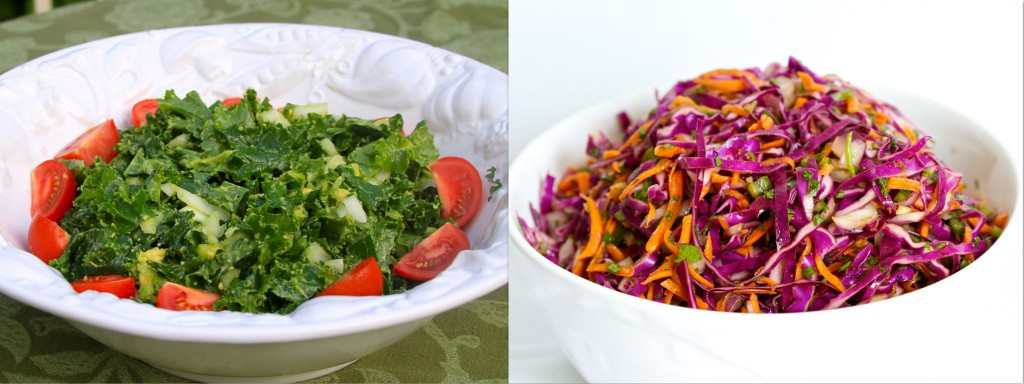 paleo 4th of July salads