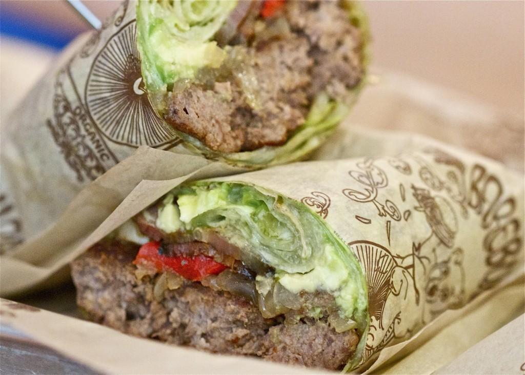 Bareburger Lettuce Wraps
