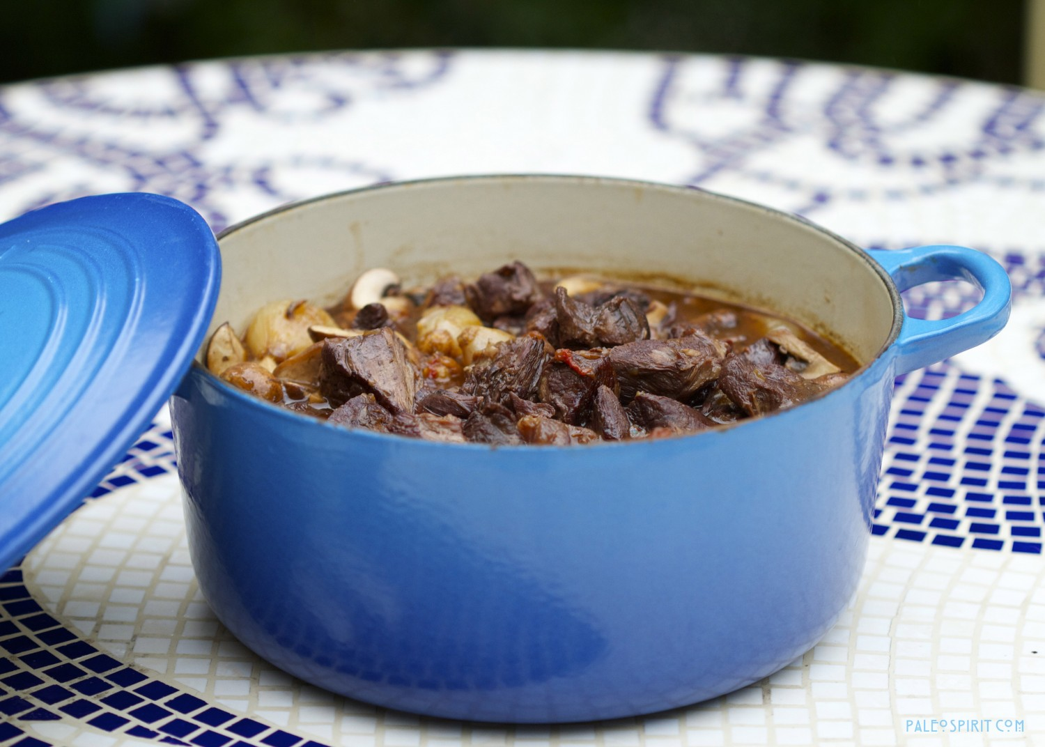 Julia Child Boeuf Bourguignon (Gluten-Free)