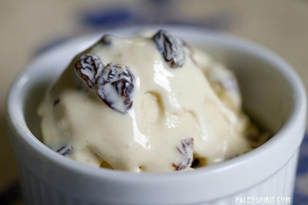 primal rum raisin ice cream