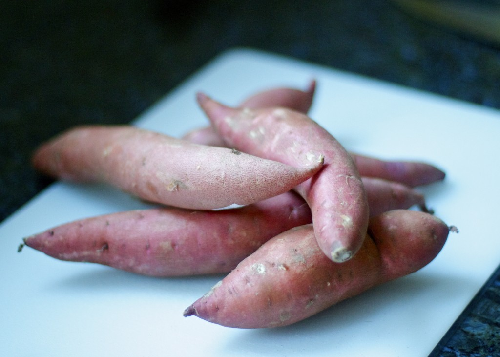 sweet potatoes: paleo duck confit sweet potato hash