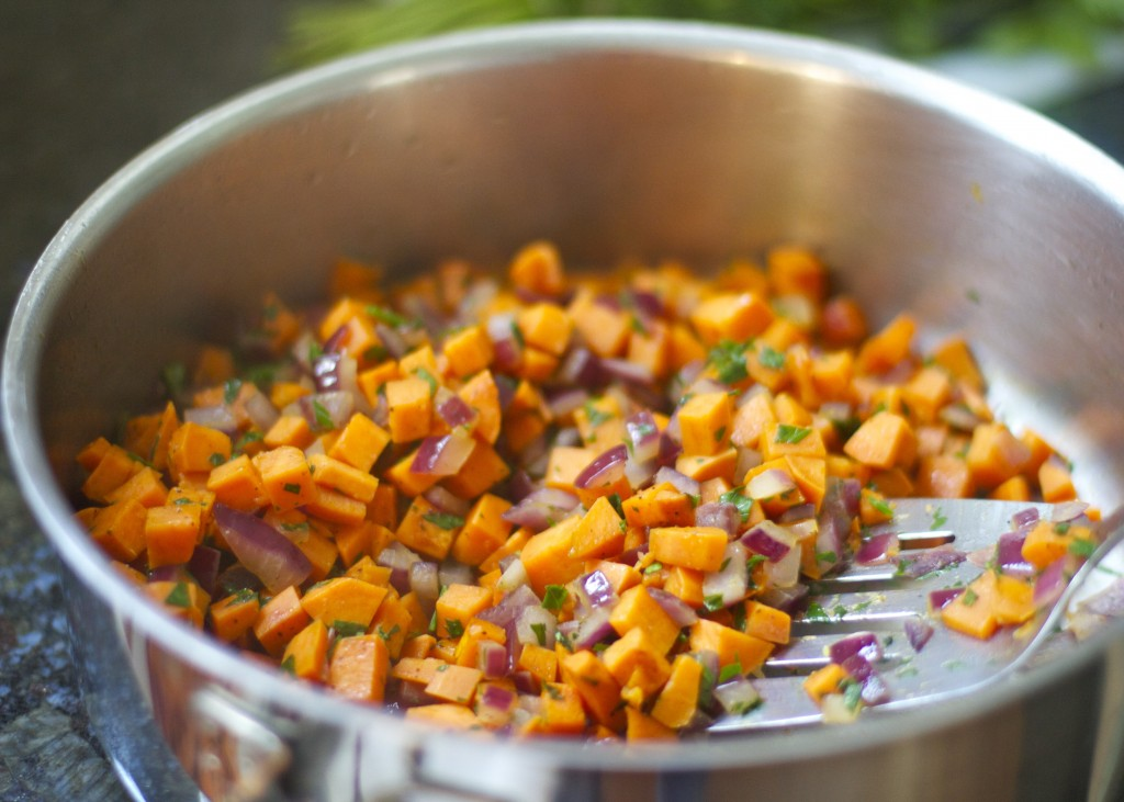 Sweet Potato Hash: PaleoSpirit.com