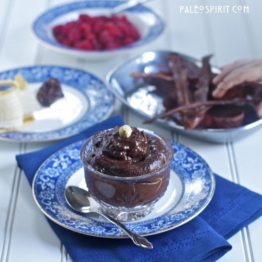 Homemade Paleo Nutella: PaleoSpirit.com
