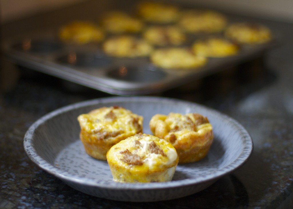 basic paleo egg muffins