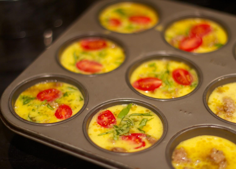 One egg cupcake recipes