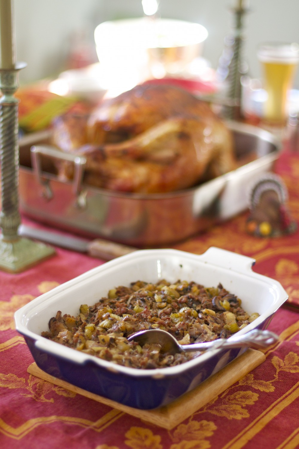 Superstorm Sandy and a Paleo Stuffing Recipe
