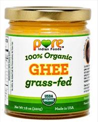 Grassfed ghee