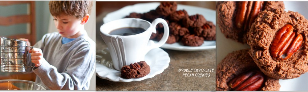 paleo chocolate cookies header