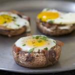 Paleo Baked Eggs