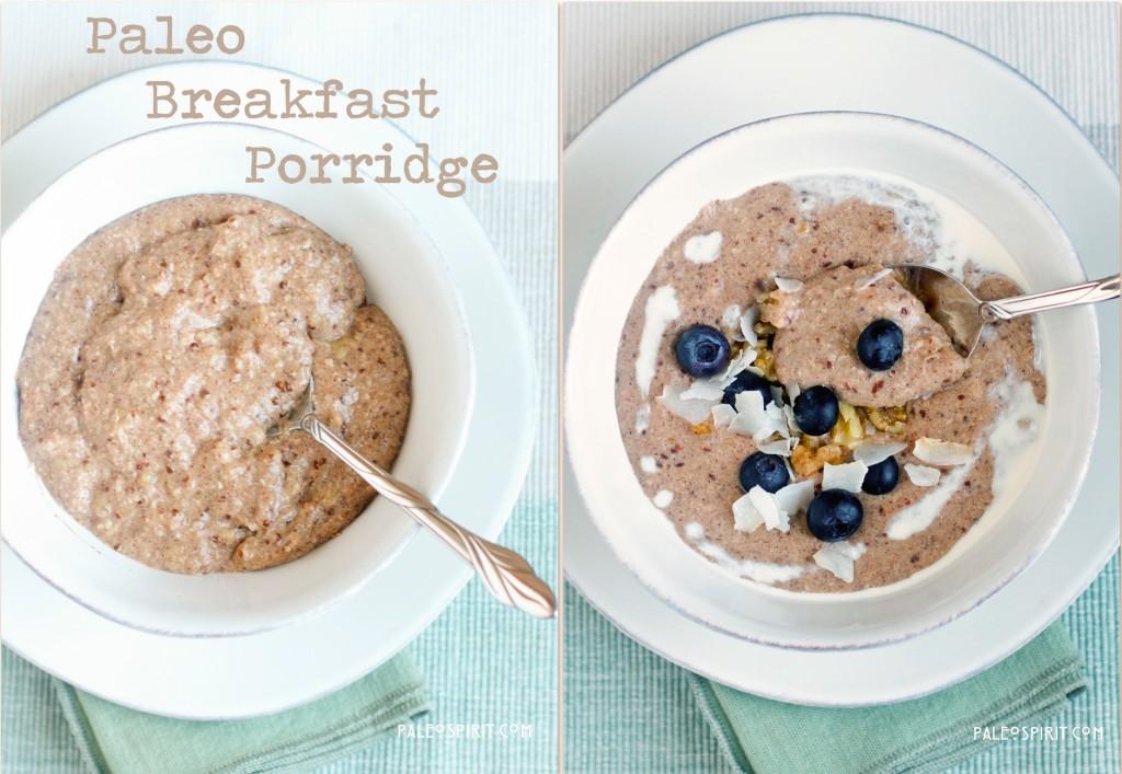 Paleo Breakfast Porridge:: Paleo Spirit