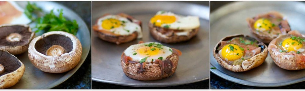 baked eggs portobello header