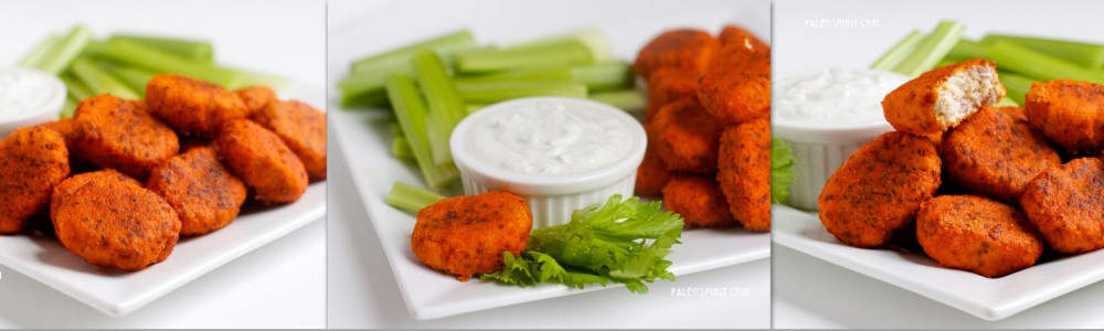 buffalo chicken nuggets header