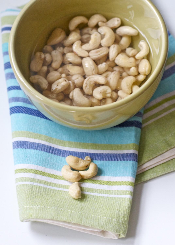 How to Make Raw Cashew Cream