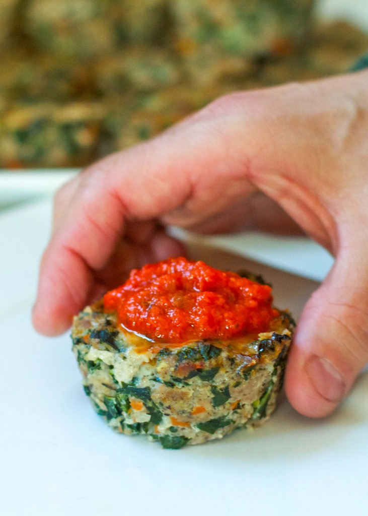Paleo Mini Meatloaf