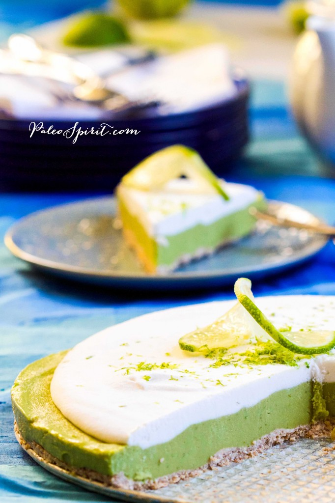 paleo key lime pie