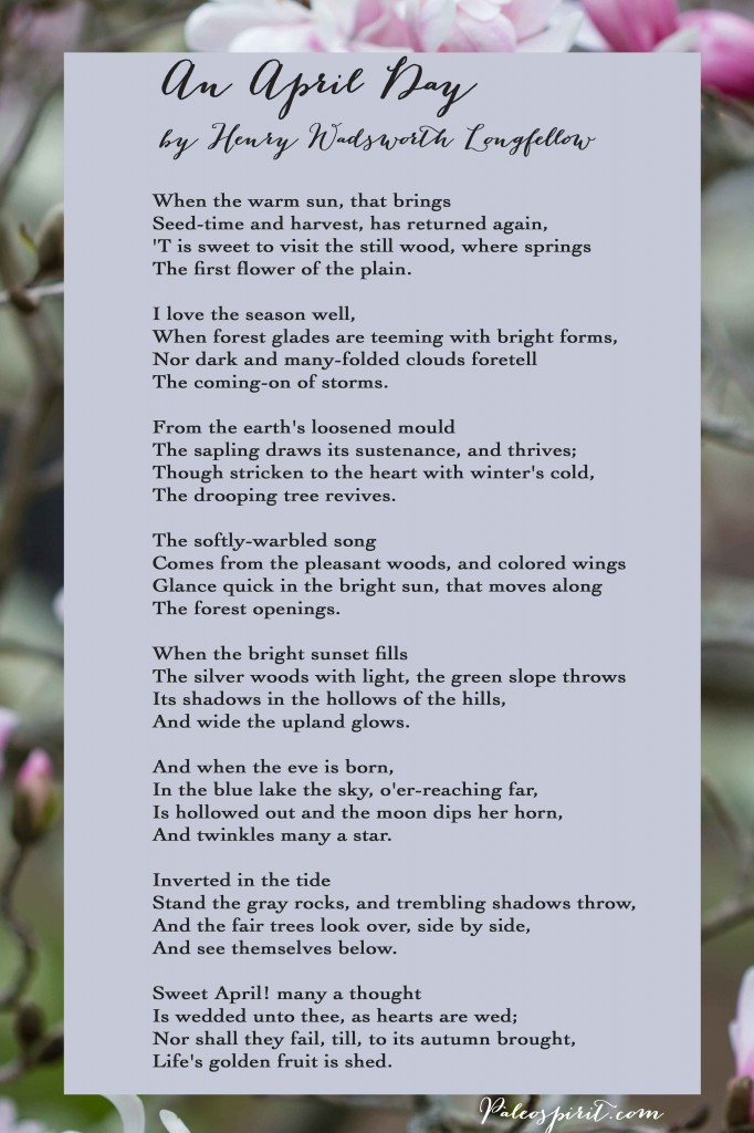 Longfellow Poem