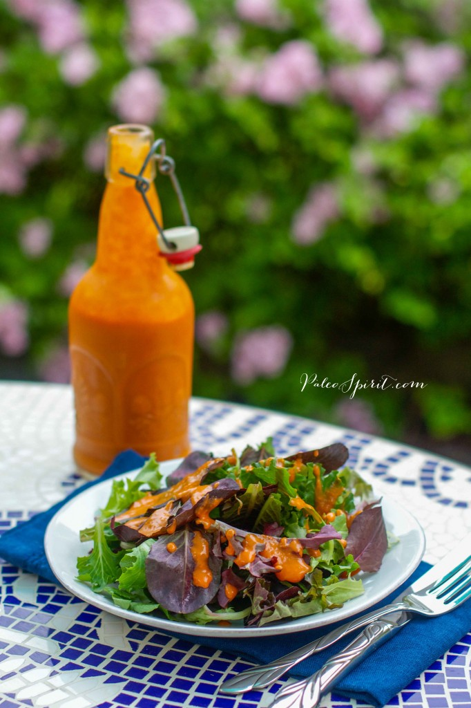 Paleo French Dressing