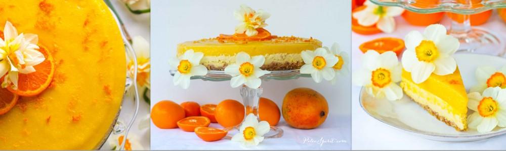 Paleo Cheesecake Tart