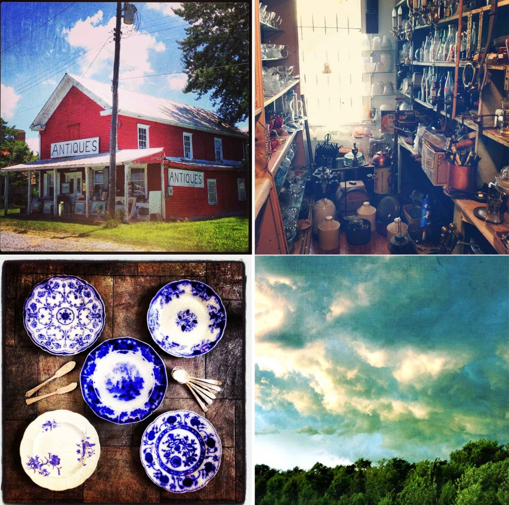 Antiquing in Maryland